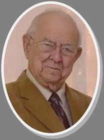 Benjamin Scholes Barber obituary photo