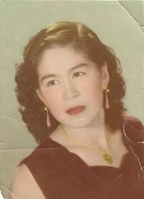 Petra Zuazua obituary photo