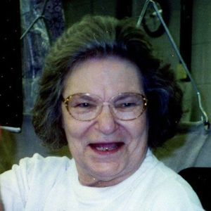 Martha Wright Cash Obituary Photo