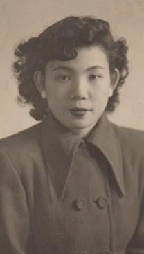 Michiko Ogawa Curry obituary photo