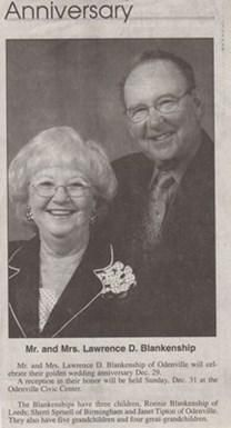 Alice Blankenship obituary photo