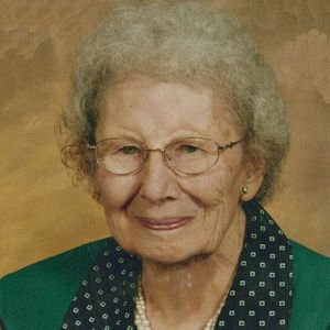 Virgie Beryl Hollingsworth Obituary Photo