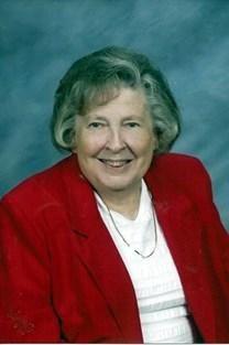 Patricia Lucille Bidle obituary photo