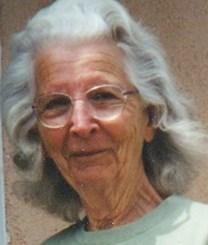 Maxine Charlotte Pruett obituary photo
