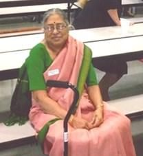Prabha Seetharaman obituary photo
