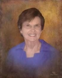 Irene J. Garrett obituary photo