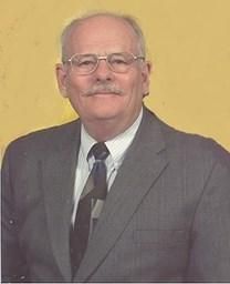James Connie Thacker obituary photo