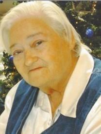 Peggy Cain obituary photo