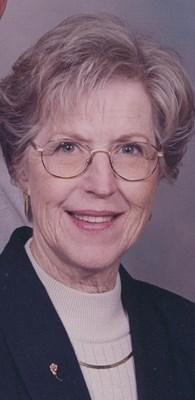 Wilma Joyzell Swann obituary photo