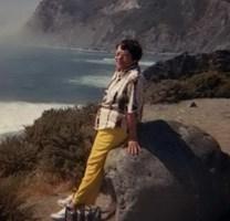 Louise Johnson Nicholls obituary photo