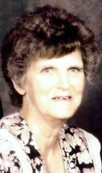 Dorcas Jean Loezius obituary photo