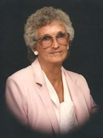Mary Lee King obituary photo