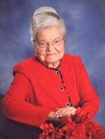 Geneva Elizabeth Grove obituary photo