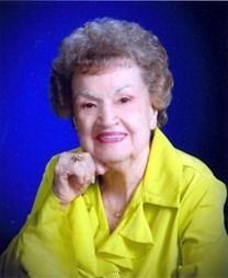Marie Peel Hawk obituary photo