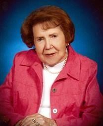 Martha Mae Singleton obituary photo