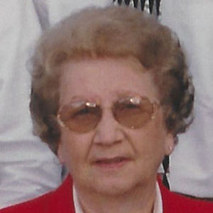 Mrs Betty June (Monk) Snover Obituary Photo