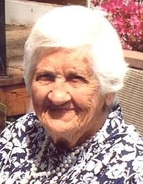 Leona Rose Mills obituary photo