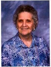 Mildred M. McDonald obituary photo