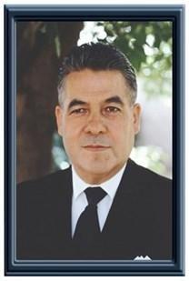 Dr. John Meza Bareno obituary photo