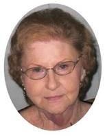 Doris Maxine Moravits obituary photo