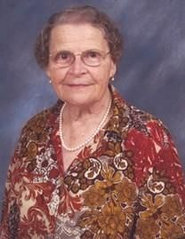 Lillie Mae Sumbera obituary photo