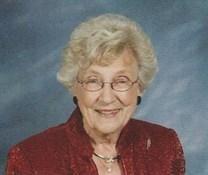 Margaret Carolyn McGill obituary photo