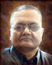 Ishverbhai V. Patel obituary photo