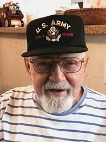 Gordon C. Leedy obituary photo
