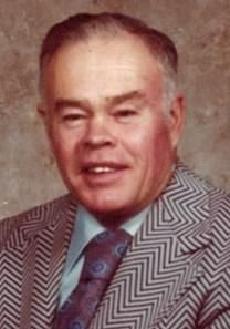 Harry Thomas Drury obituary photo