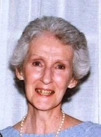 Margaret E. O'Meara obituary photo
