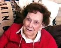 Mary Florine Ferree obituary photo