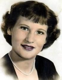Connie Fairy Mitchell obituary photo