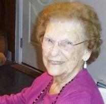 Georgia McKinney obituary photo