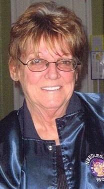 Claudia Aline Bemish obituary photo