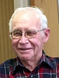 Norman Julius Lanz obituary photo
