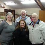 John, Deb, Kathy & Dad