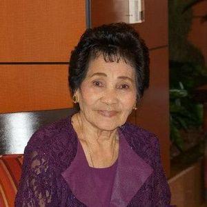 Mrs. Soledad Gatdula Rodriguez Obituary Photo