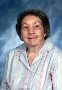 Ruby Lee Kathryn Pugh obituary photo