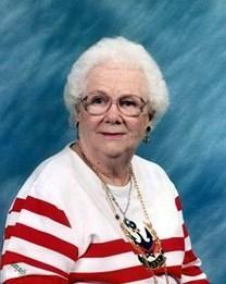 Eileen Mary Olliff obituary photo