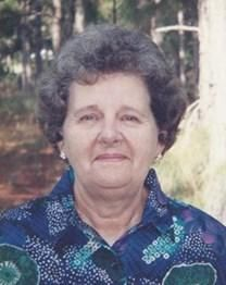 Barbara Elizabeth Williams obituary photo