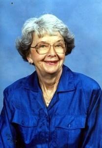 Clarice Iona Brinker obituary photo