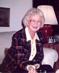 Suzanne Croxton Cox obituary photo