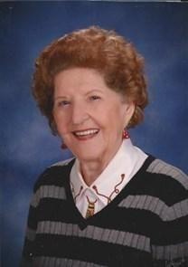 Isabel Ward Brock obituary photo