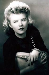 Marie Kjellson Harding obituary photo