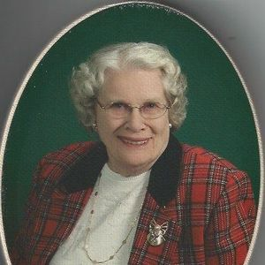 Mrs. Eva June Browne