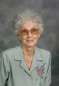 Donna Fern Locker obituary photo
