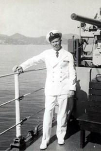 Albert George Chase obituary photo