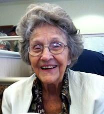Mildred Orva Smead obituary photo