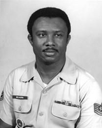 Harold Anthony McLaurin obituary photo