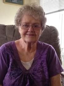 Virginia Louise Hurst obituary photo